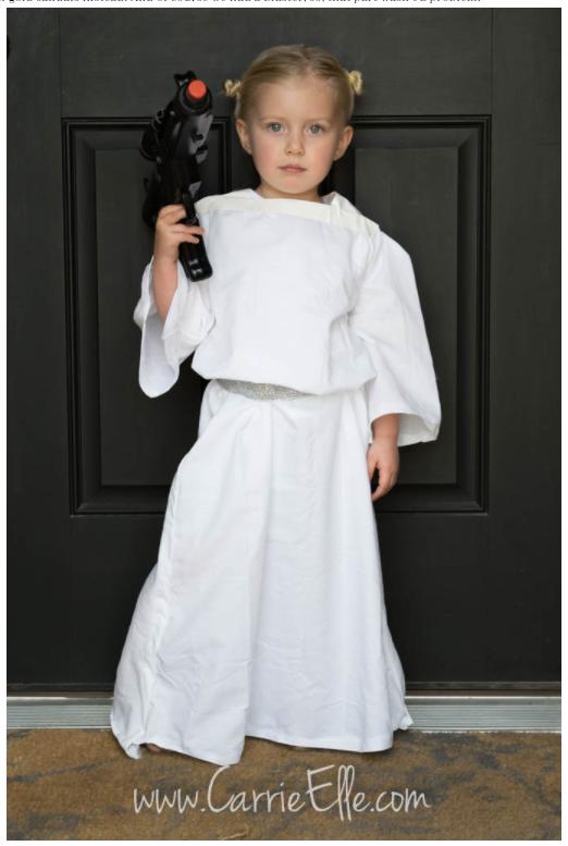 costume-robe-de-princesse-leia-a-fabriquer-facile-sans-couture