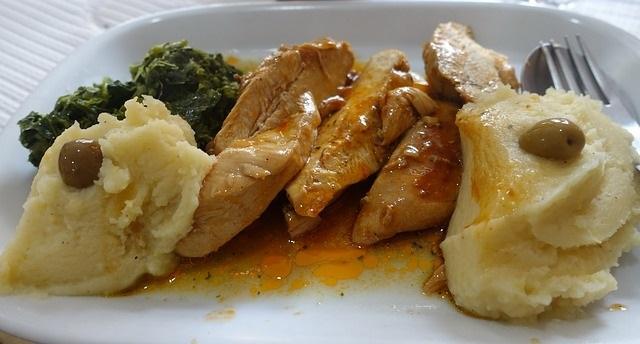 plat-poulet-micro-ondes