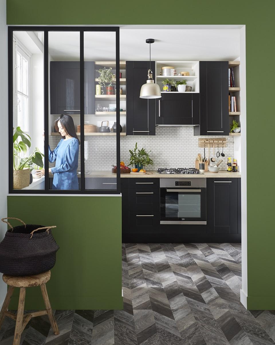 Tendances cuisine 17 : bien choisir couleurs, peintures et