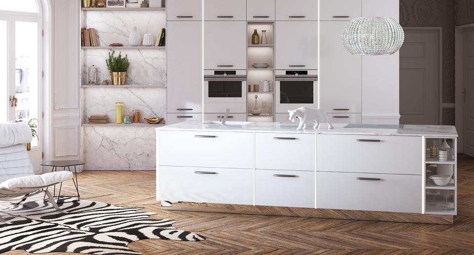 cuisine-marbre-blanc-a-la-mode-2018