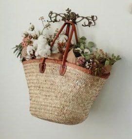 composition-tendance-fleurs-coton-sechees