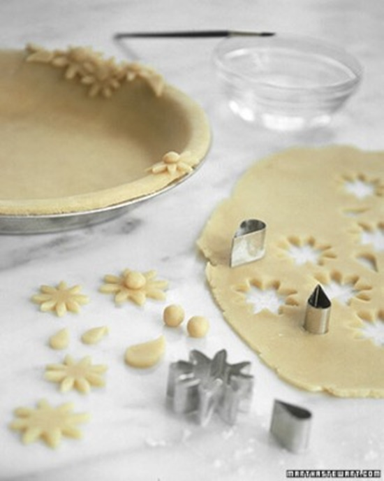 tuto deco de tarte en pate fleurs