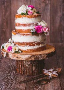 Nude Cake, Sponge Cake ou Molly Cake : la tendance est au