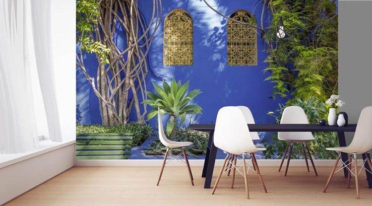 papier-peint-marocain
