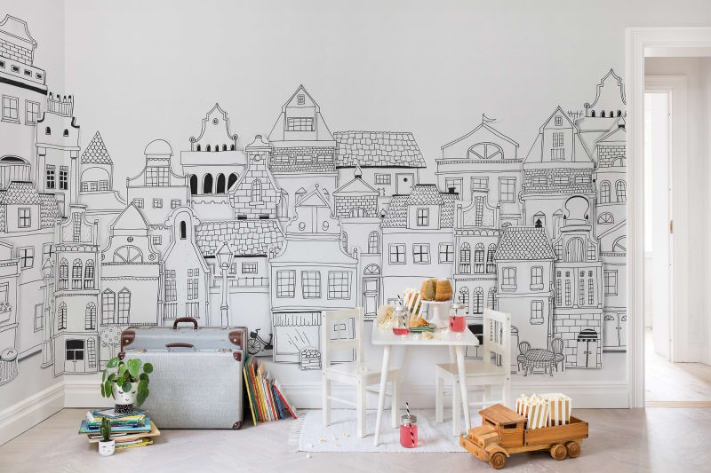 papier-peint-original-paysage
