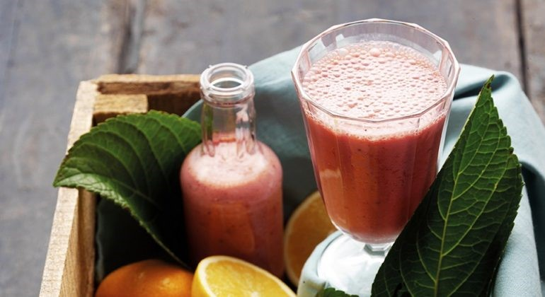 recette extracteur de jus forme healthy