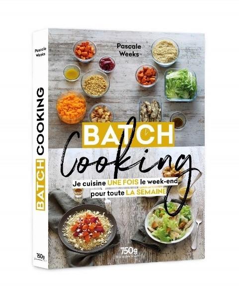 exemple menu recette batch cooking