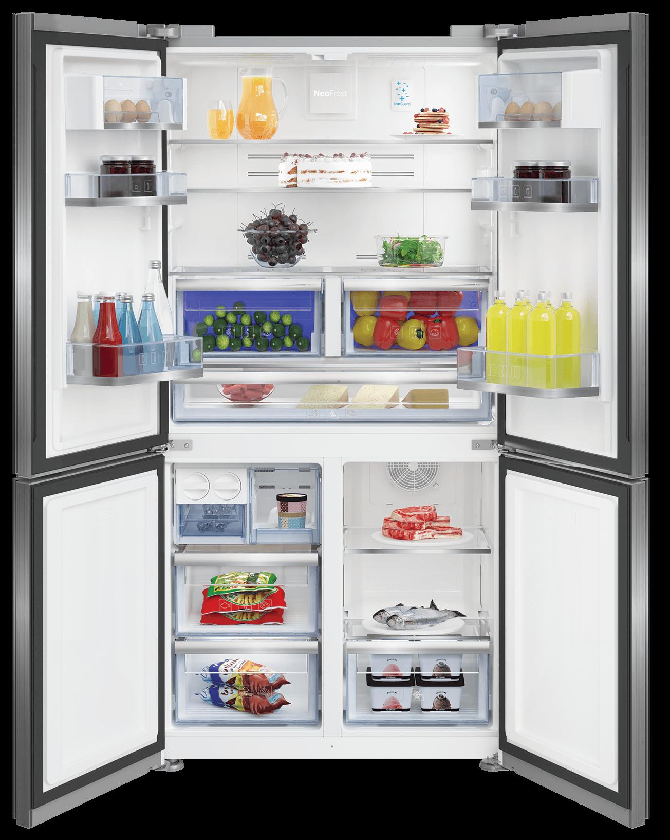refrigerateur congelateur tres grande capacite XL