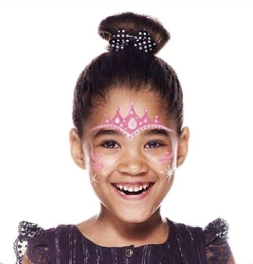 modele de maquillage princesse facile joli et rapide